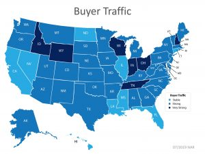 Buyer Traffic to SelL