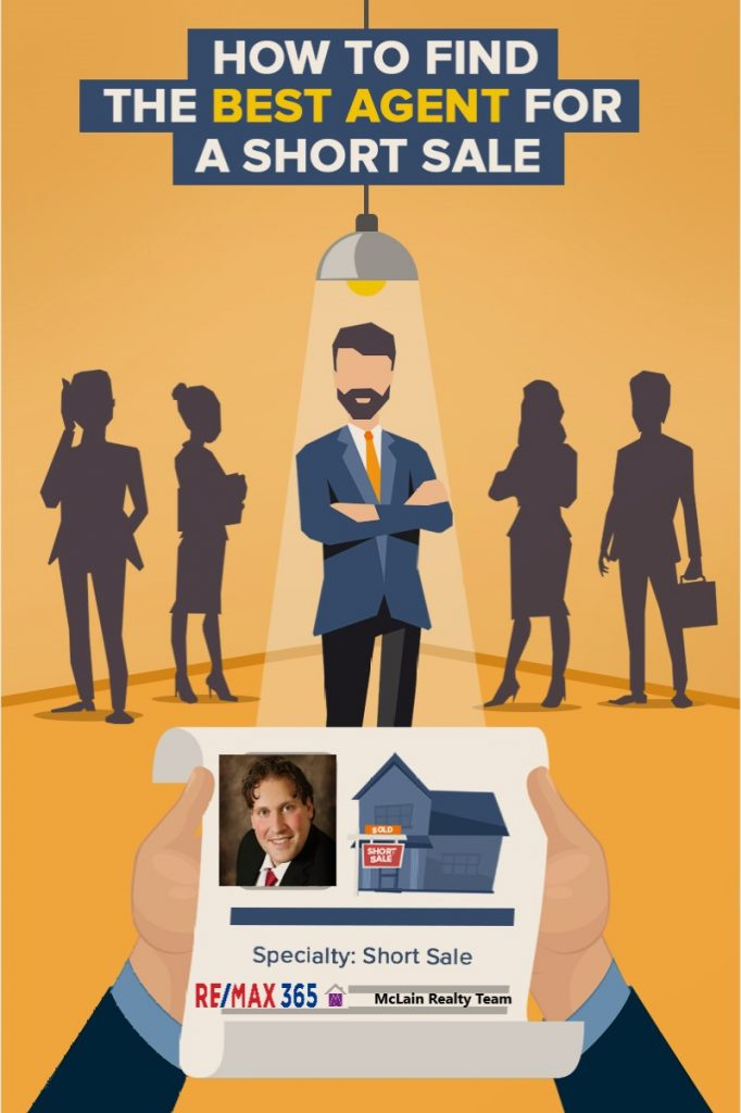 How to find the Best Agent for a Short Sale - McLain Realty Team